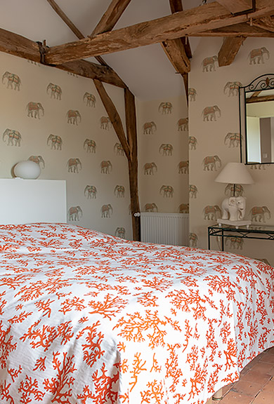 La chambre aux éléphants